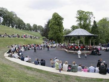 Barnes Park Sunderland