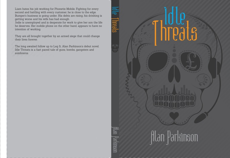 Idle Threats full book cover FINAL