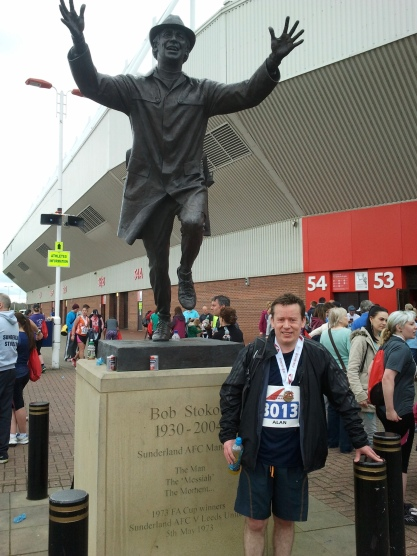 Alan Parkinson Sunderland Half Marathon