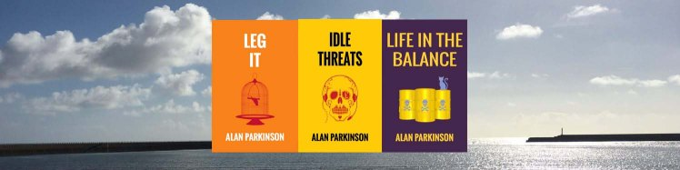 Alan Parkinson author