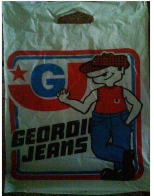 Geordie Jeans