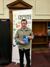 Crossing The Tees Alan Parkinson
